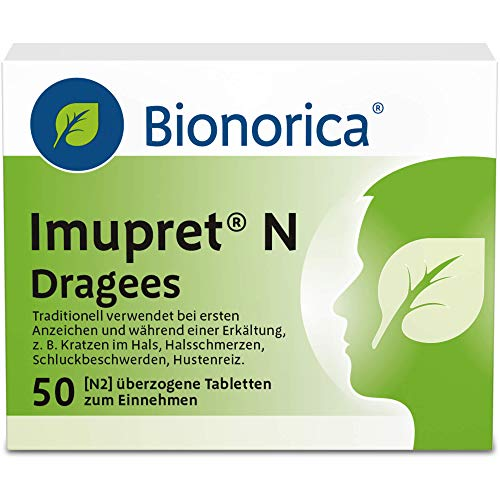 Imupret N Dragees, 50 St. Tabletten