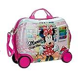 Disney Craft Room Equipaje Infantil, 25 litros, Color Rosa