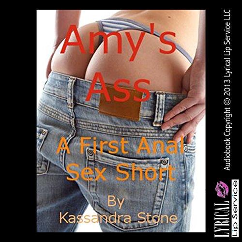 Amy's Ass audiobook cover art