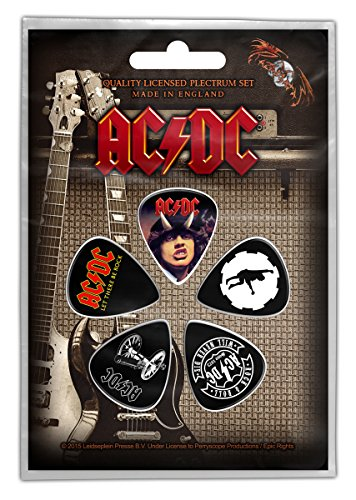 Highway / for Those / Let There Plectrum Pack