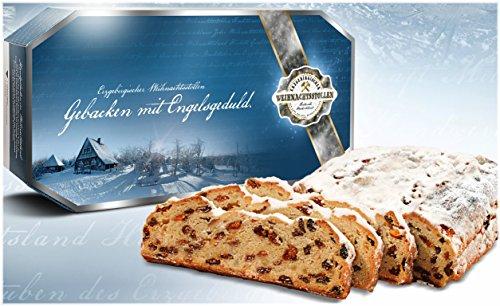 Bäckerei Nestler - erzgebirgischer Butter Rosinenstollen