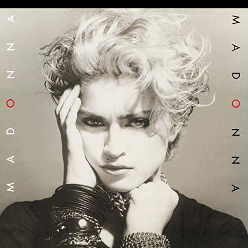 Madonna (Vinyl Crystal Clear)