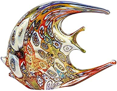 Murano Glass OMG - Figura Decorativa de Cristal de Murano