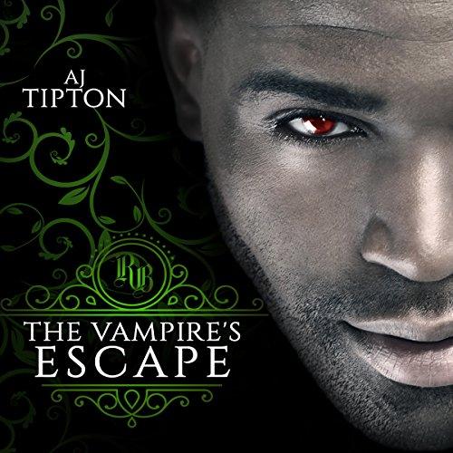 The Vampire's Escape audiobook cover art