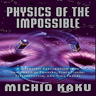 Physics of the Impossible cover art