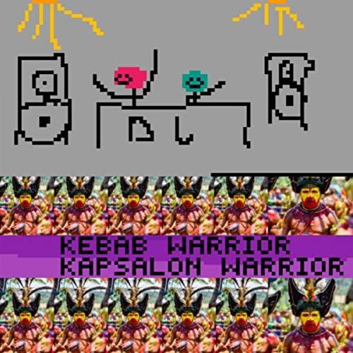 Kebab Warrior & Kapsalon Warrior