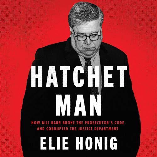 Hatchet Man cover art