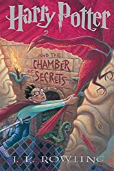 harry potter and the chamber of secrets j k rowling cover