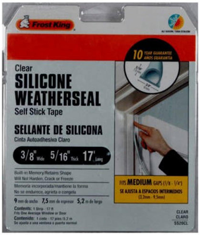 venta al por mayor barato THERMWELL THERMWELL THERMWELL SS20CL 1 2 x 1 4 x 20 Clear Sili Tape by Thermwell  la calidad primero los consumidores primero