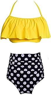 Women Bikini Sets Baby Girls Bikini Swimsuit Set Family Matching Mother Girl Swimwear Bathing Suit