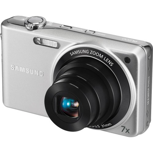 Review Of Dcam 14.4Mp Digital Camera Silver By Samsung