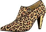 LOLA RAMONA Ramona Botines/Low Boots Mujeres Leopardo - 37 - Botines