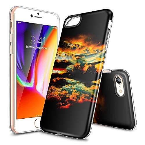Custodia per iPhone 6/6S, ultra sottile, in poliuretano termoplastico, antiurto, antigraffio, modelli personalizzabili [LZX20190486] iPhone 5 / 5s / SE JOHN DEERE