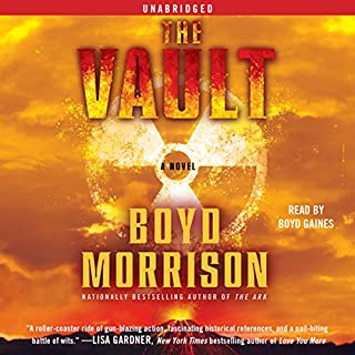 Couverture de The Vault