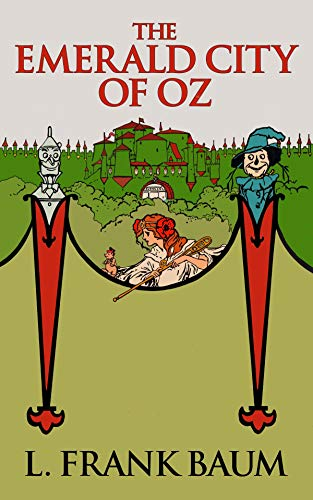 Emerald City of Oz illustrated (English Edition)