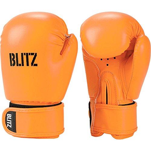 Blitz Kids Neon Orange 170,1Omega Boxhandschuhe