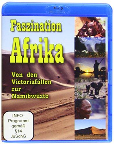 Faszination Afrika - Von den Viktoriafällen zur Namibwüste [Blu-ray]