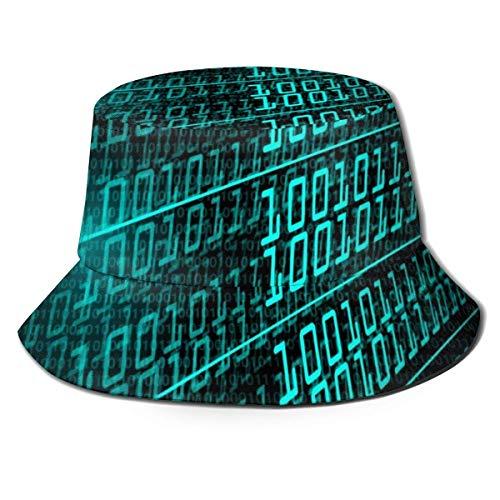 Sombrero unisex para el sol, diseño de pavo real, ala ancha, protección solar al aire libre, gorras de pescador, relojes, puerta