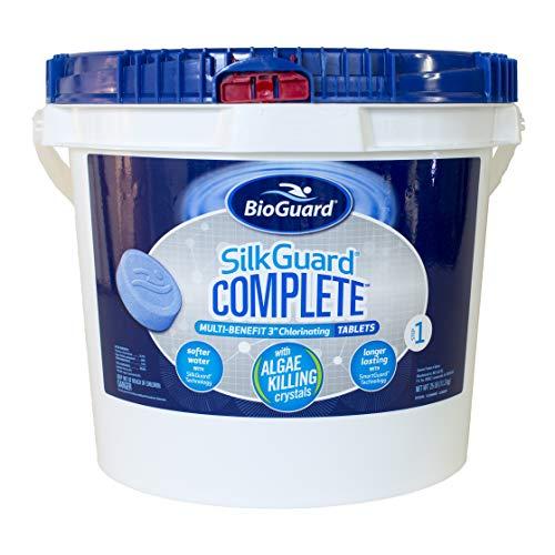 BioGuard SilkGuard Complete 3' Chlorinating Tabs (25 lb)