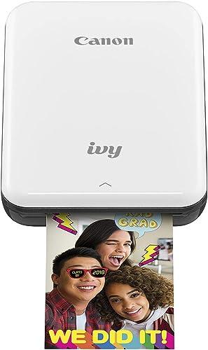 Canon Ivy Wireless Color Photo Printer, Slate grey - 3204C003