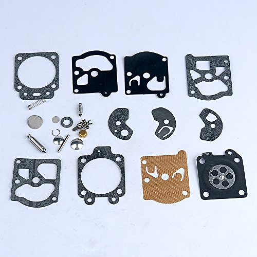 HIPA Carburetor Carb Rebuild kit Gasket Diaphragm for WA WT Series Carby replace K10-WAT