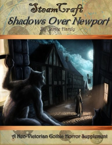 SteamCraft: Shadows Over Newport