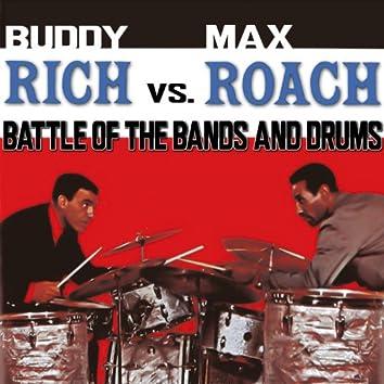 Rich vs. Roach - Battle of the Bands & Drums
