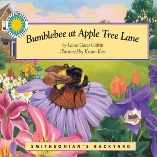 Bumblebee at Apple Tree Lane audiobook cover art