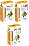 Loles <span class='highlight'>Luxury</span> Shea Butter <span class='highlight'>beauty</span> soap 3 x 150g pack - <span class='highlight'>All</span> Natural Vegan – Anti Ageing Moisturising Nourishing Soothing Reviving daily use RAW SHEA BUTTER SOAP