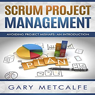 Scrum Project Management: Avoiding project mishaps: an introduction cover art