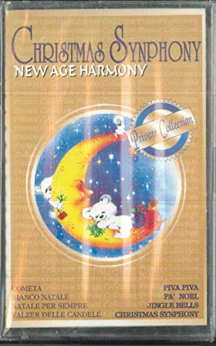 MC K7 CASSETTE VARIOUS CHRISTMAS SYNPHONY NEW AGE HARMONY PRIVATE COLLECTION ITALY PVM 035