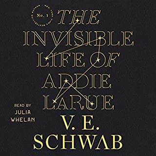 The Invisible Life of Addie LaRue cover art