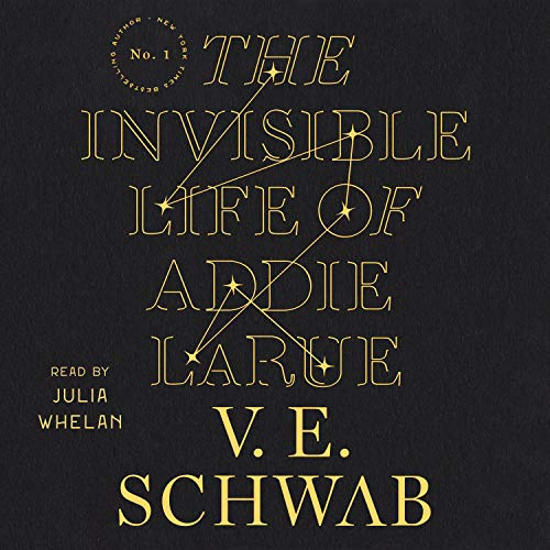 Couverture de The Invisible Life of Addie LaRue