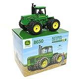 ERTL LP66140 1/64 2016 National Farm Toy Show John Deere 8650