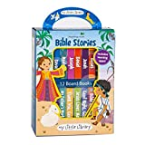 My Little Library: Bible Stories (12 Board...
