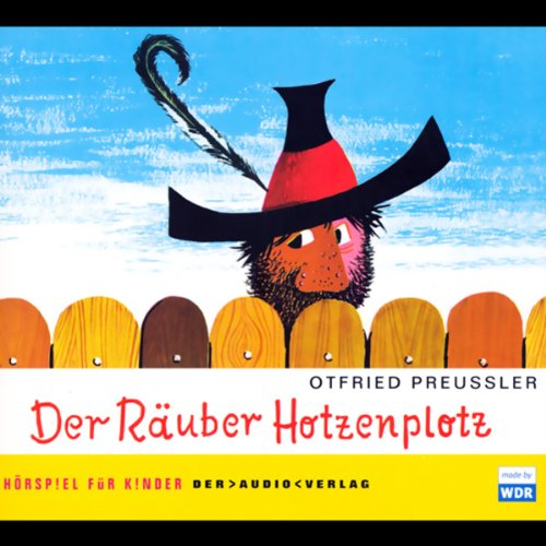 Der Räuber Hotzenplotz audiobook cover art