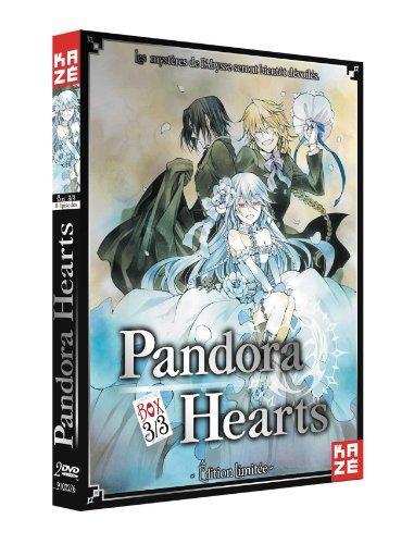 Pandora Hearts - Coffret 3/3 - Edition Limit??e