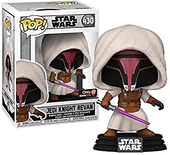Pop Star Wars 3.75 Inch Action Figure Exclusive - Jedi Knight Revan #430