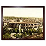 Wee Blue Coo Vintage Photography Verona Arena Stadium Roman