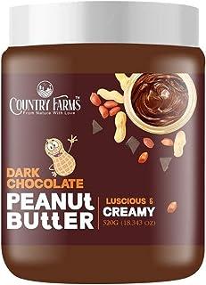 Dark Chocolate Peanut Butter Creamy (520G)