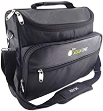 UbiGear Travel Carry Case Bag for Microsoft Ms Xbox One Console Shoulder Carrying Black
