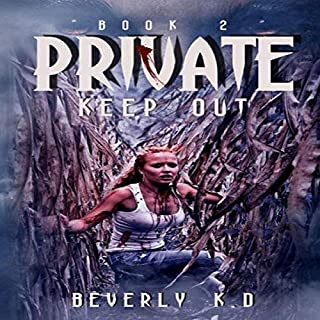 Private. Keep Out (Blood Stains) audiobook cover art