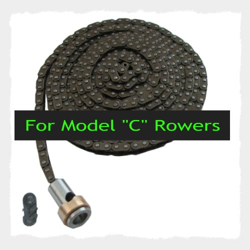 Concept 2 Replacement Chain for Model C Rowers