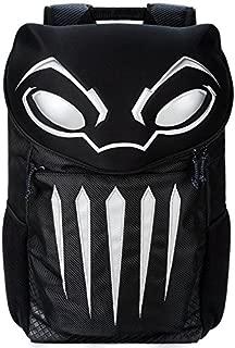 Marvel Black Panther Backpack for Kids - Black