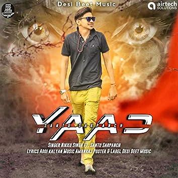 Yaad (feat. Santu Sarpanch)