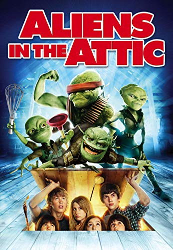 Aliens in the Attic ✅