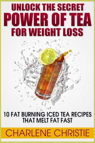 Unlock The Secret Power of Tea For Weight Loss - Weight Loss Without Diet or Exercise-Quick Safe and Easy