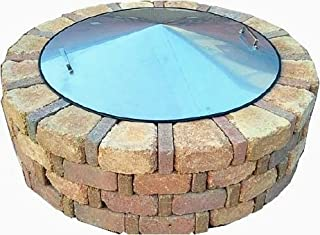 Best fire pit covers round metal Reviews