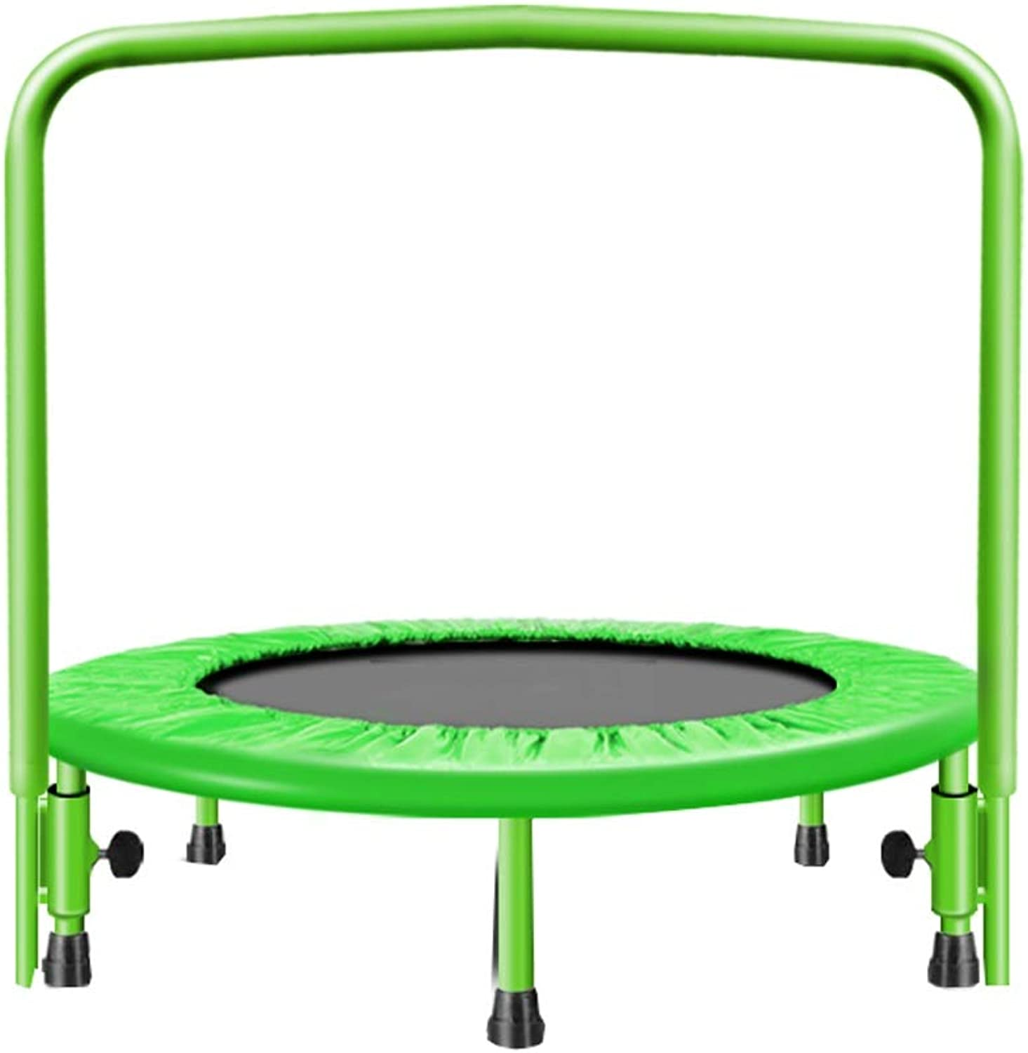 RY-Trampo Fitness Trampoline, Indoor For Adult Gym Slimming Aerobic Elastic Gymnastics Safety Jumping Lose Weight