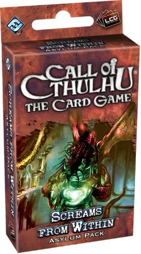 Screams from Within Asylum Pack (Call of Cthulhu: the Card Game)